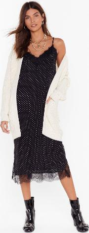 Knit's The One Longline Cardigan