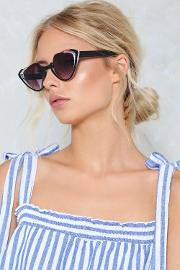 Lose My Number Cat Eye Shades