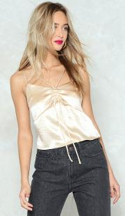 Making A Cami O Appearance Satin Top