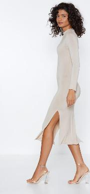 Number One Hit Bodycon Dress