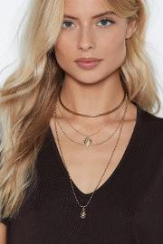 Off The Chain Layered Necklace