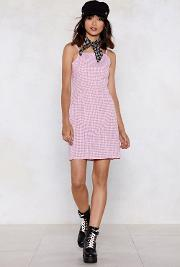 Play All Day Gingham Dress