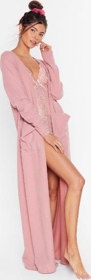 Recycled Such A Softy Longline Cardigan