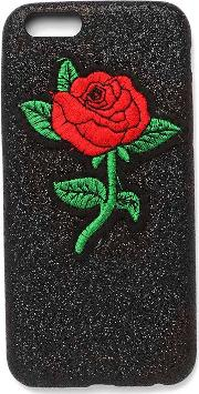 Roses Bloom For You Glitter Iphone 676 7 Case