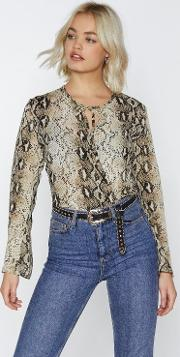 Snakebite Love Blouse