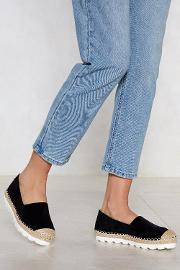 Take A Walk Cleated Espadrille