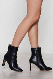 That's What We Tort Heeled Bootie