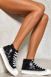 The Magnificant Dance Sequin Sneaker