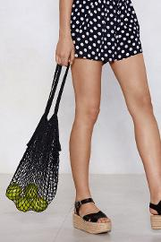Want Catch Of The Day Net Tote Bag