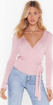 Wrap Out Of It Knitted Cardigan