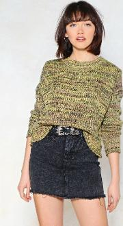 You'll Love Knit Relaxed Sweater