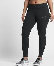 Epic Lux Plus Size Women's Running Tights