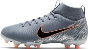 Jr. Superfly 6 Academy Mg Youngerolder Kids' Multi Ground Football Boot