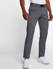 Modern Fit Chino Men's Golf Trousers Grey
