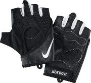 Perforated Wrap Women's Training Gloves