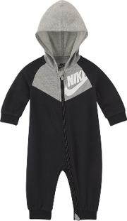 Sportswear Baby 0 9m Hooded Overalls