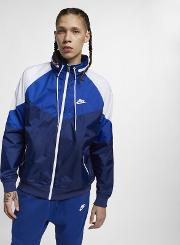 Sportswear Windrunner Loose Fit Men's Packable Hood Windbreaker