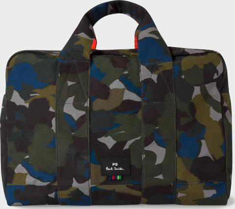 48d75f238acb Shop Camouflage Print Luggage for Men - Obsessory