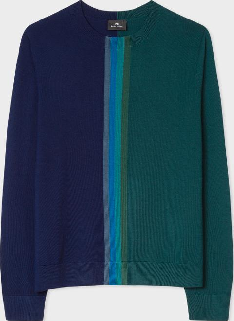 bcb052961ca1ff Shop Ps Paul Smith Knitwear for Men - Obsessory