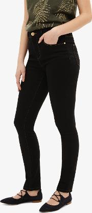 Aida Contrast Sitich Jeans