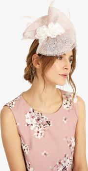 Carly Flower Fascinator