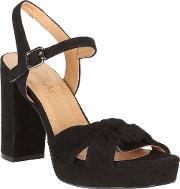Jennie Leather Platform Sandal