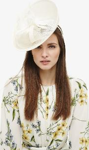 Kate Flower Trim Fascinator