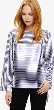 Libby Stripe Blouse