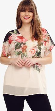 Lulu Floral Blouse