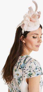 Marta Flower Top Pillbox Fascinator