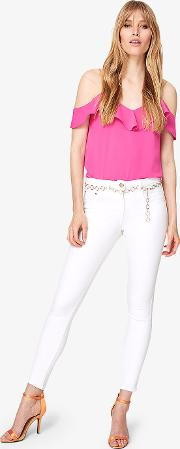 Mika Belted 78 Jeans