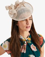 Oria Twist Top Disc Fascinator