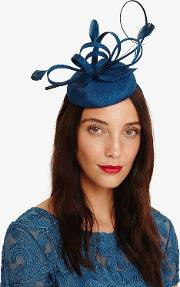 Pandora Twist Detail Pillbox Fascinator