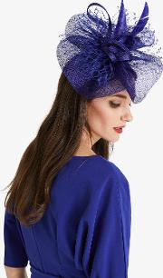 Sian Lace Bow Detail Fascinator