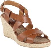 Tilly Leather Wedge
