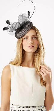 Trudie Pleated Fascinator