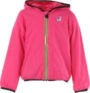K Way Kids Jacket For Girls