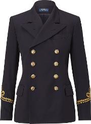 Cotton Wool Admiral Jacket