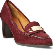 Eline Calf Suede Loafer