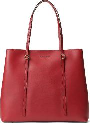 Leather Lennox Tote
