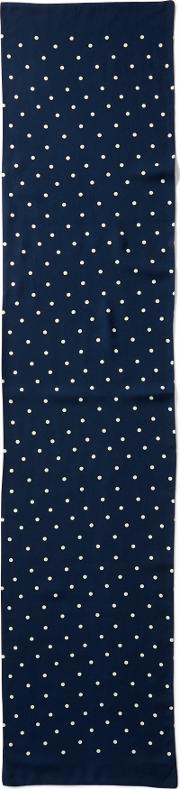 Mayfair Polka Dot Scarf