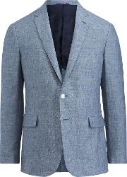 Nigel Linen Wool Sport Coat
