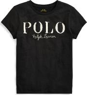 Polo Jersey Graphic T Shirt