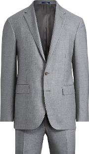 Polo Worsted Wool Twill Suit