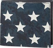 Star Spangled Leather Wallet