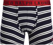 Stripe Cotton Boxer Brief