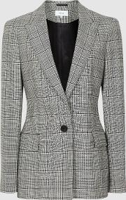 Alenna Slim Fit Tailored Blazer