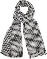 Arlo Check Scarf Lambswool Scarf
