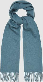 Ashton Lambswool Cashmere Blend Scarf