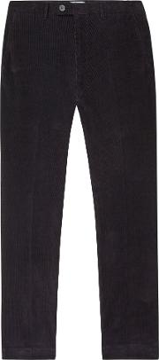 Barney Corduroy Slim Fit Trousers